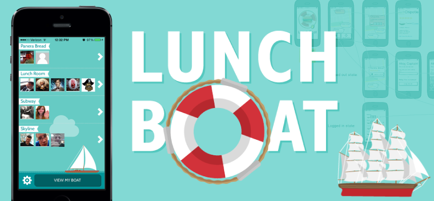 LunchBoat Showcase